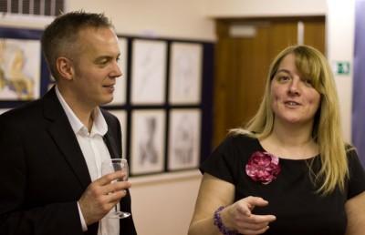 Longwick Artshow 2011