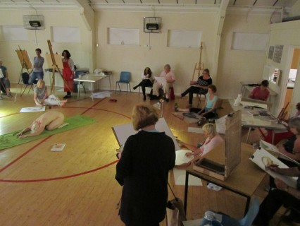 longwick Life Drawing Workshop