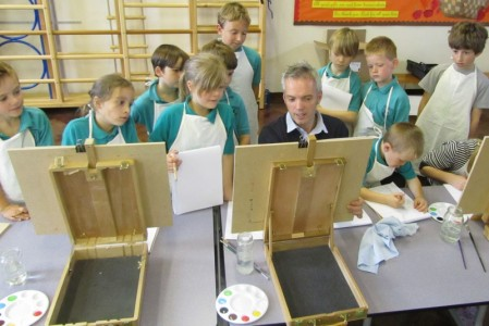 Art Group - Longwick School