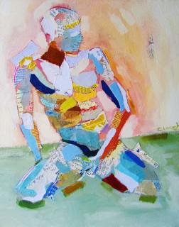 kneeling Man II